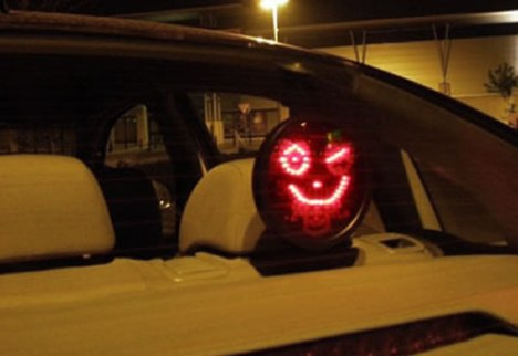 driving-led-emoticon