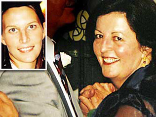 Pengorbanan Sang Ibu. . . . . Penny Halbish Meninggal setelah memberikan ginjal untuk putrinya Suzzane / The Herald Sun