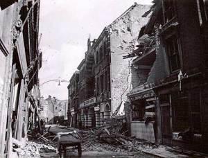 Akhir dari Perang Dunia Ke II 1940