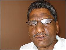 Achan Singh, village council head
