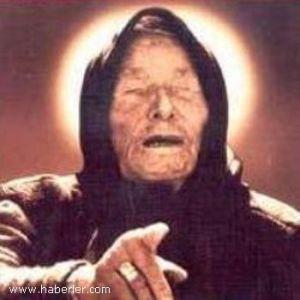 Vangelia Gushterova, peramal yang disetarakan dgn Nostradamus. Dia asal Bulgaria meninggal 1996. Meramalkan PD III meletus pada Nov 2010