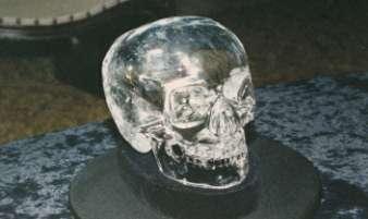 kristal Anna Mitchell Hedges