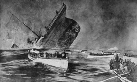 Sinking of the Titanic - LIFE Images