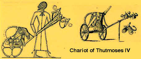 Chariot of Thutmoses IV