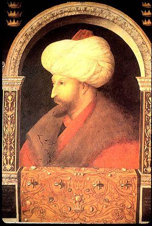 Sultan Mehmed II (Wikipedia)