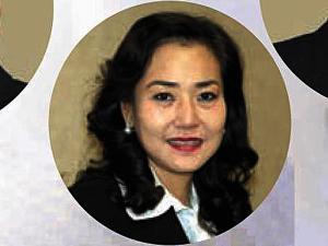 Lyla Gondokusumo (Dok. Bank Century) Via Vivanews.com