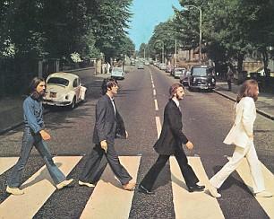 Inilah Cover Album Orisinil The Beatles, yang tanpa tulisan