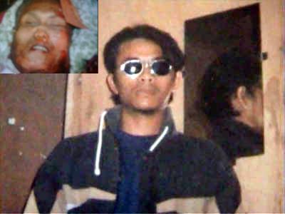 Nur Hasdi yang diduga sebagai pelaku bom bunuh diri mega kuningan (REPRO/MUKHTAR LUTFI/RADAR SEMARANG)