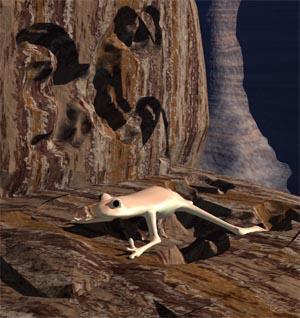 Illustrasi 3D Image