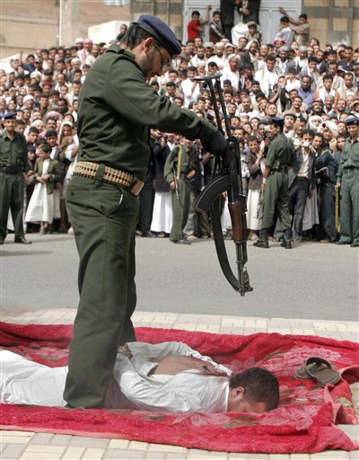 Death Penalty Execution From Around The World