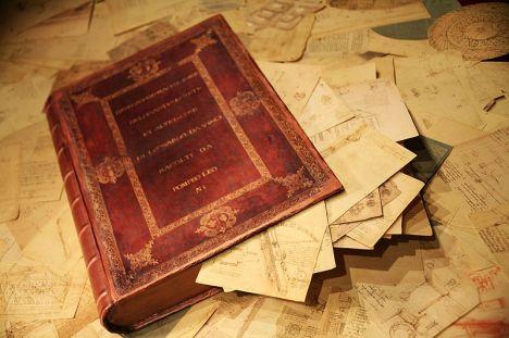 The Codex Atlanticus  (Wikipedia)