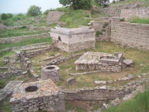 Reruntuhan Kota Troy