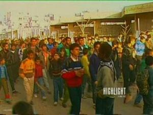 Intifadah Pertama 1987-1993