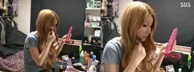 Gadis Cantik Ini Tidak Mencuci Make Up Selama Dua Tahun Diwajahnya